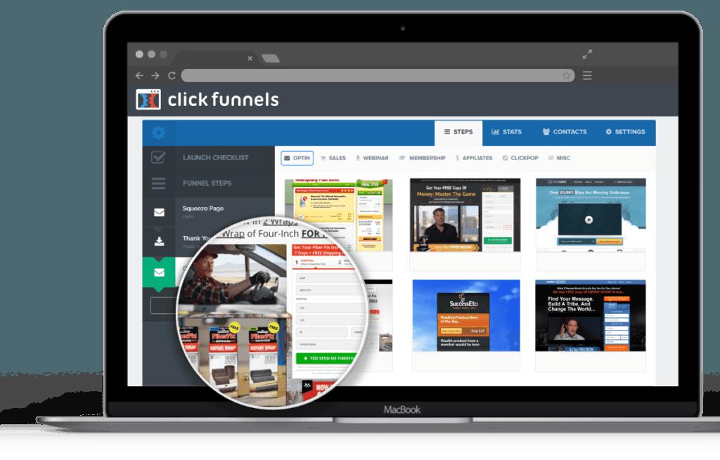ClickFunnels : Mon avis sur la plateforme tout-en-un la plus complète