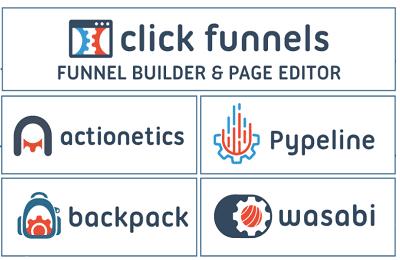 Clickfunnels et ses modules intégrés